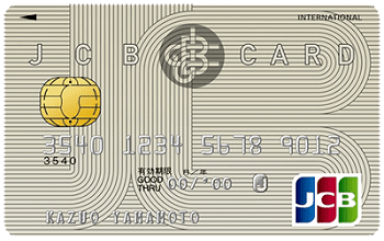 JCB ippan card