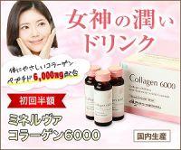 ミネルヴァコラーゲン6000(京都薬品ヘルス...